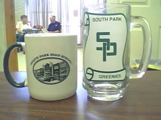 South Park cups and mugs